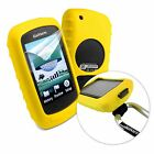 Tuff-Luv Silicone Skin Case & Screen Cover for Garmin Approach G6 / G7 - Yellow