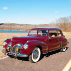 1941 Lincoln Continental Continental Coupe 1941 Lincoln Continental Coupe, V-12, 3-spd Manual, Wide Whites, Gold Trim, LOOK