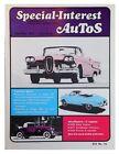 SIA Special Interest Autos November-December 1973--Chev Edsel Pontiac Studebaker