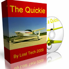 BUILD ULTRALIGHT QUICKIE Q1 Q2 Q200 AIRPLANE PLANS PLUS EXTRAS ON CD