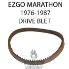 EZGO Marathon 1976-1987 Golf Cart Primary Drive Clutch DRIVE BELT 14153-G1