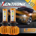 H11 LED Headlight Bulb for Nissan Altima 07-2015 /Maxima 09-2014 High Low Beam