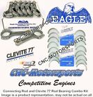 Chrysler 360 408 Eagle 6.123 Forged I Beam Connecting Rods & Clevite Bearings