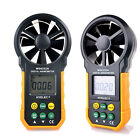 HYELEC MS6252A Wind Speed Meter Digital Anemometer Air Volume Measuring Meter