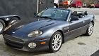2002 Aston Martin DB7 Vantage Volante 2002 Aston Martin DB7 Vantage Volante V12 Convertible Clean Title California Car