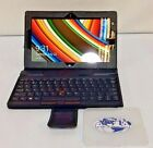 LENOVO THINKPAD 2 BLUETOOTH TABLET WITH KEYBOARD AND STAND 04Y1488 EBK-209A PEN