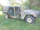 1992 Hummer Humvee  Am General Humvee w/ soft Top 4x4 6.2L Diesel w/Truck Body Less Than 27k Miles