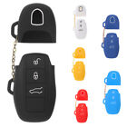 Auto Car Security Key Keyless Entry Fob Case Cover Skin For Porsche