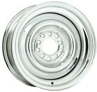 "Wheel Vintiques Chrome Smoothie Wheel 15x6 5x4 1/2,4 3/4 3 5/8"" Back Space"