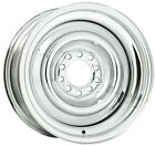 "Wheel Vintiques Chrome Smoothie Wheel 15x8 5x4 1/2,4 3/4 4"" Back Space"