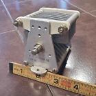 E.F. Johnson Tuner, Variable Capacitor, 154.12,  NOS