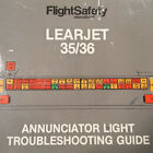 Learjet 35 36 Annunciator Light Troubleshooting Guide Manual