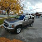 2011 Chevrolet Tahoe LT 2011 Chevy Tahoe LT 4WD Mocha Black One Owner Fully Serviced Leather VERY NICE