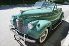 1940 Chevrolet Special Deluxe Convertible -- 0 Miles 6 cylinder ManualConvertible