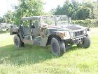 1987 Hummer humvee  Am General Humvee w/ soft Top 4x4 6.2L Diesel w/Truck Body Less Than 53k Miles