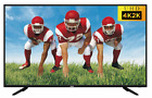 RCA RLED4945-UHD 49-Inch 4k Ultra HD LED TV Full remote control Free Shipping
