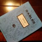 Gables G7144-01 Com Radio Panel Maintenance Parts Manual
