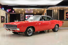 1968 Dodge Charger R/T Charger R/T! Mopar 440ci V8, A833 4-Speed Manual, Dana 60 Posi, Disc & More!
