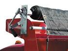 "Buyers Product Dump Truck Pull Tarp Roller Kits 6'6"" x15' tarping cover trailer"