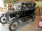 1917 Ford Model T 3 Door Touring Oldtimer 1917 FORD MODEL T LIBERTY 3 DOOR TOURING CAR