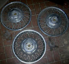 1986 BUICK RIVIERA WIRE WHEEL COVERS