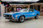1971 Ford Mustang Boss 351 Rotisserie Restored! 351ci Cleveland V8, #s Matching Toploader 4-Speed, PB, PS!