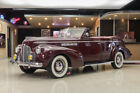 1940 Buick Special Convertible port Phaeton 41-C! 1 of 542 Built, Dynaflash Inline 8, 3-Speed Manual, Rare!