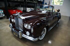 1963 Rolls-Royce H.J Mulliner Silver Cloud III Drophead Coupe -- 32425 Miles 6230 V8 AutomaticConvertible