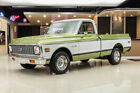1971 Chevrolet C-10 Pickup Frame Off Restored C10! GM 350ci V8, TH350 Automatic, PS, PB, Disc, Factory A/C