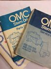 OMC Stern Drive Service Manual/Parts Catalog/Boating Safety & Seamanship