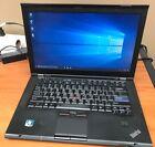 Lenovo ThinkPad T420s Intel i5 2.6ghz 14 LCD Laptop 4GB RAM 128GB SSD Windows 10