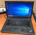 Lenovo ThinkPad T440p Laptop Intel i5-4300M 2.6ghz 16GB RAM 250GB SSD NVIDIA