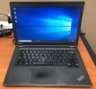 Lenovo ThinkPad T440p Laptop Intel i5-4300M 2.6ghz 8GB RAM 250GB SSD NVIDIA