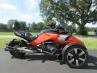 Can-Am Spyder F3  2015 Can-AM F3-S SE 6, LOW MILEAGE, GREAT SHAPE, EASY TO RIDE, PADDLE SHIFT