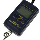 40KG 10G Portable Digital Weight Scale Electronic Hanging Fishing Luggage Pocket