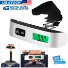 Portable Electronic Luggage Scales Max 50kg LCD Hand Carry Scales with Backlight
