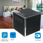 HD 1080P Wireless Wifi IP Spy Hidden Camera IR Cam Motion Security Alarm Clock