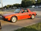 1979 Fiat X-1/9 optional outhWest Survivor Barn Find 1979 Fiat X1/9 1500cc 5-Spd with over $3000 of Prep