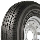 4 New ST225/75-15 Goodyear Endurance 10 Ply Radial Trailer Tires 225 75 15