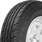 4 New ST185/80-13 Carlisle Sport Trail LH 8 Ply D Load Bias Trailer Tires