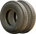 2 - Deestone 4.80-8 LRC 6 ply D901 Trailer Tire