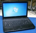 "Sony VPCEG Core i3-2.3GHz/4gb/160gb HD/14.1"" screen/Win7home-64 OS"
