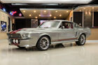 Ford Mustang Fastback Eleanor Rotisserie Built Eleanor! Keith Craft 427 V8 (540hp) TKO 5-Speed, PS, Disc, A/C