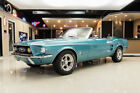 Ford Mustang Convertible Rotisserie Restored! Ford 289ci V8, C4 Automatic, PS, PB, Disc, Original Color!