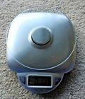 Taylor 3842-21 Glass Food Scale - Digital Kitchen Scale - Used