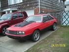 1979 Mercury Capri base 1979 Capri hatchback solid car from the south worked 289 motor orig 5.0 solid