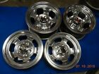 "SET VINTAGE 15"" SHELBY SLOT MAG WHEELS FORD BRONCO TRUCK 70's VAN JEEP MAGS 150"