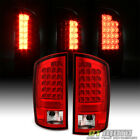 02-06 Dodge Ram 1500/03-06 2500 3500 Philips-Led Perform Red Clear taillights