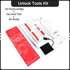 12pcs Car Door Key Lock Out Open Emergency Unlock Tools Kit +Air Pump+WEDGE US#