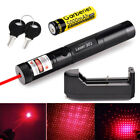 Military Visiable Laser Pointer Pen Red G301 650nm Profession&18650&Charger